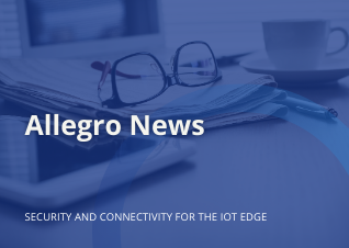 Amazon FreeRTOS Developers Improve IoT Device Security with FIPS Validated Cryptography and TLS v1.3 from Allegro Software