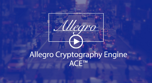 Allegro Cryptography Engine ACE