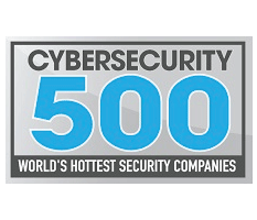 Cyber Security 500 logo